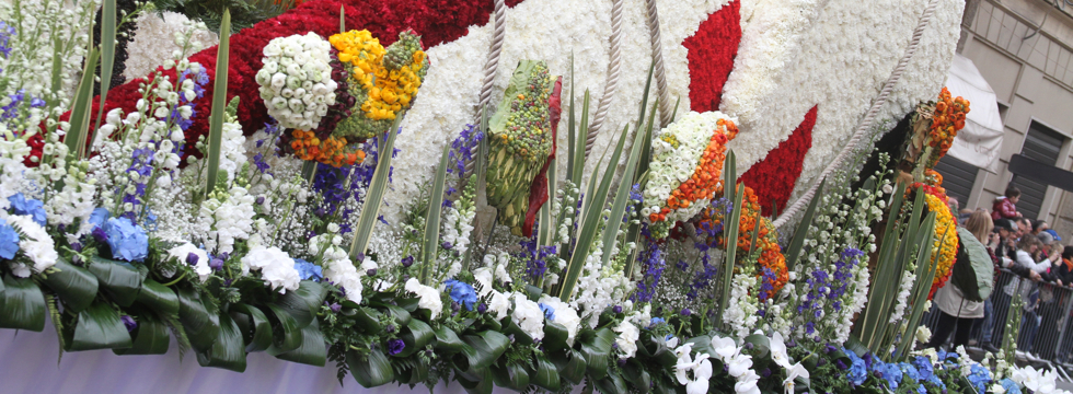 Corso fiorito Sanremo in fiore