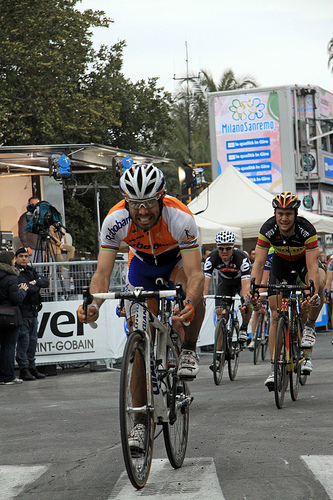Un weekend di ciclismo in Liguria: Milano-Sanremo