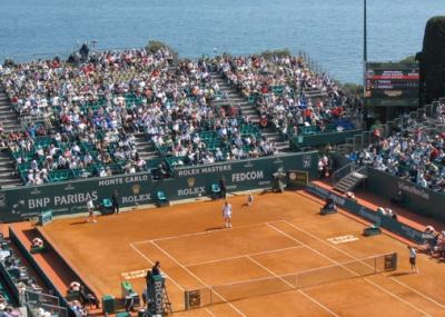 monaco tennis