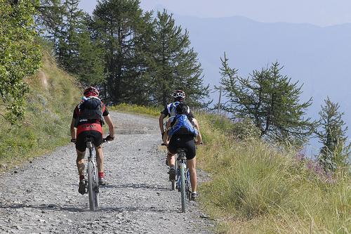 vacanze in bici - riviera di ponente